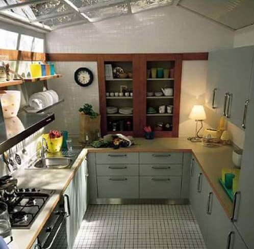 15 top simple kitchen cabinets design kitchen for Smart kitchen design