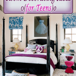 Bedroom decorating ideas (teens room)