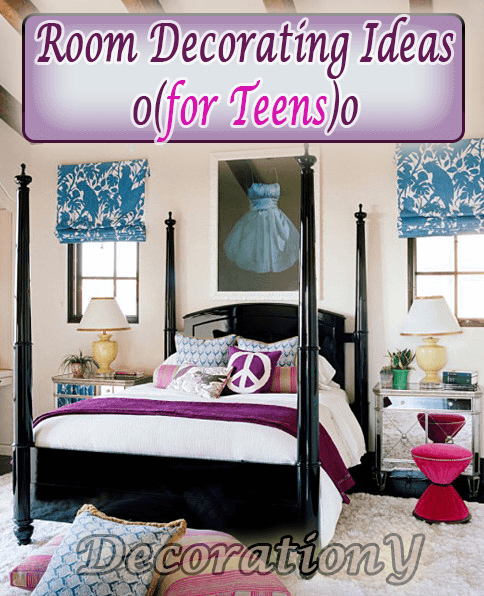 21 Best Room Decorating Ideas For Teens | Decor Or Design