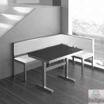 unique corner table for kitchen