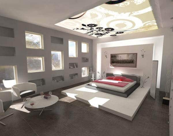 bedroom interior designs 2017