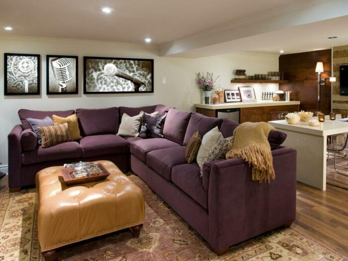 Beautiful apartment living room color ideas