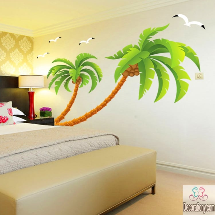 Bedroom Wall Stickers 2017