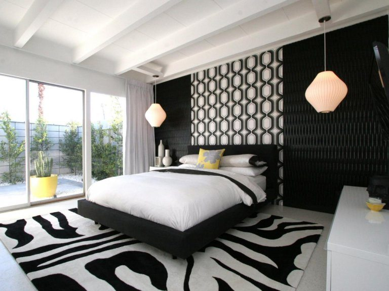 35 Affordable Black And White Bedroom Ideas Decor Or Design