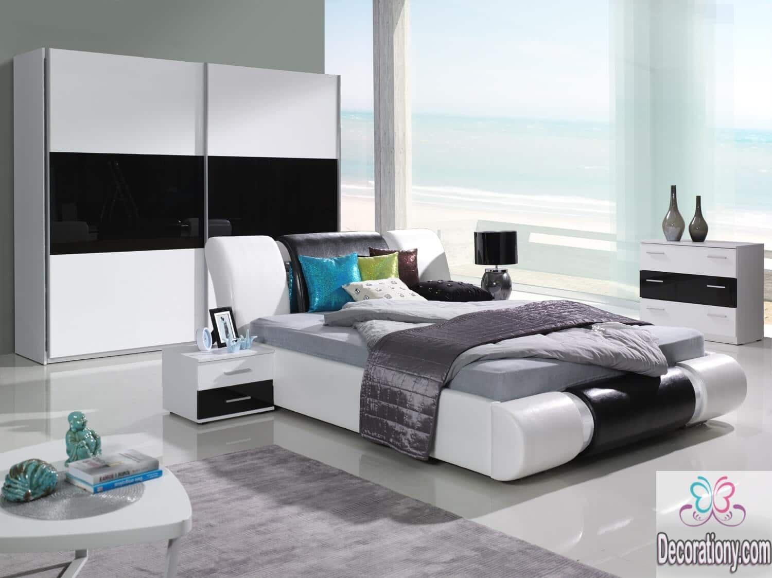 Small Master Bedroom Decorating Ideas 35 Affordable Black And White Bedroom Ideas Bedroom