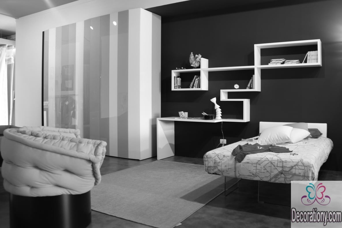 35 Affordable Black and White Bedroom Ideas | Decor Or Design
