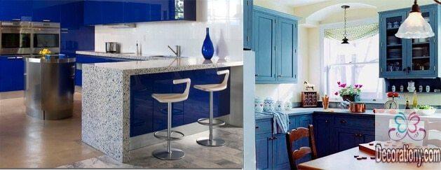 Best Blue kitchen color ideas