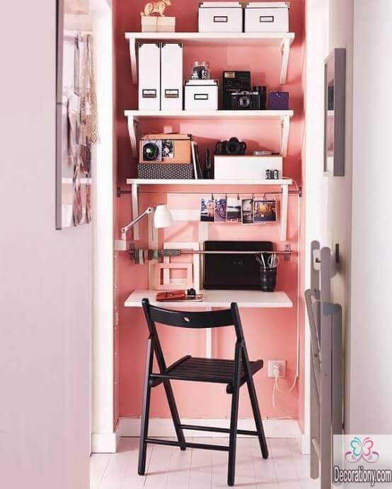 16 Modern Desks for Small Spaces | Decor Or Design