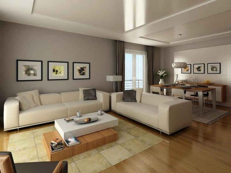 Living room color schemes 2017 living room for Living room ideas 2017 grey