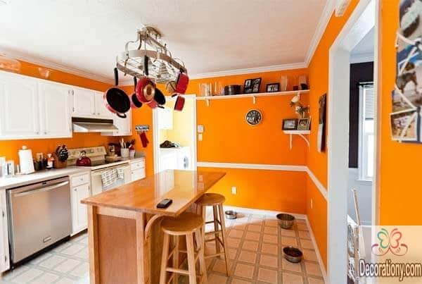 kitchen color ideas 35 Best Kitchen Color Ideas  Kitchen Paint Colors