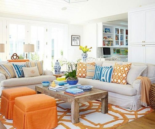 Living room color schemes 2017