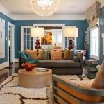 Trendy Living Room Color Schemes 2018 & 2019