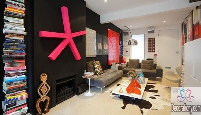 Beautiful and stylish wall decor ideas for living rooms