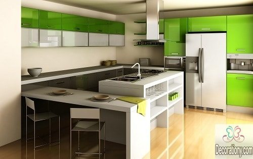 Luxury kitchen color ideas