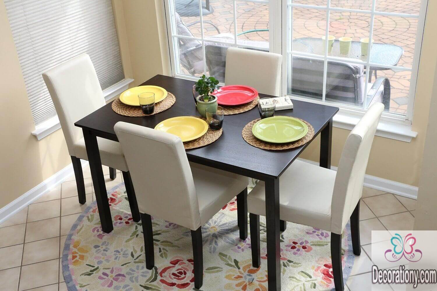 small dining room ideas 25 Luxury Small Dining Room Ideas