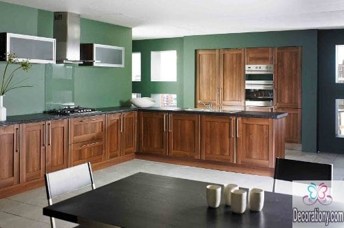 Kitchen wall colors 2017