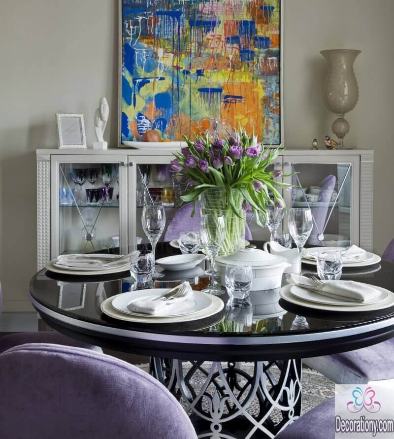 25 luxury small dining room ideas decoration y for Dining table design ideas for small spaces