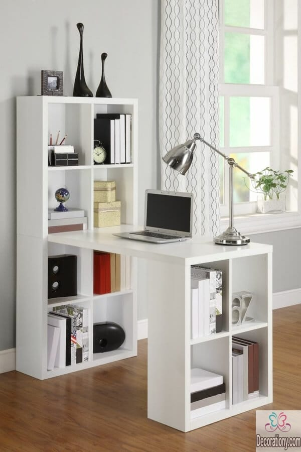 Multi-use small desks