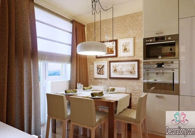 Simple Small Dining Room Ideas