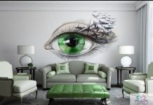 unique-living-room-wall-decoration-ideas