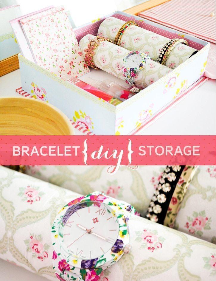 DIY Jewelry Storage Box