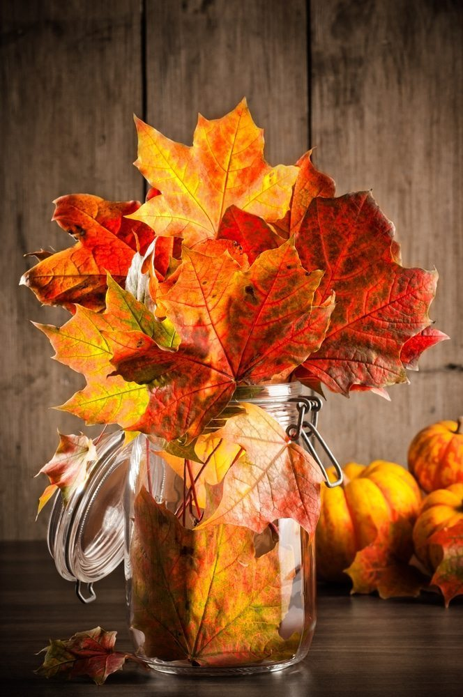 DIY Fall decorations 2016