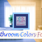 20 Best Bathroom Color Schemes & Color Ideas for 2018 / 2019