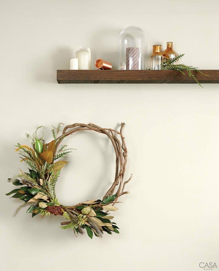 Wall decorating ideas for fall