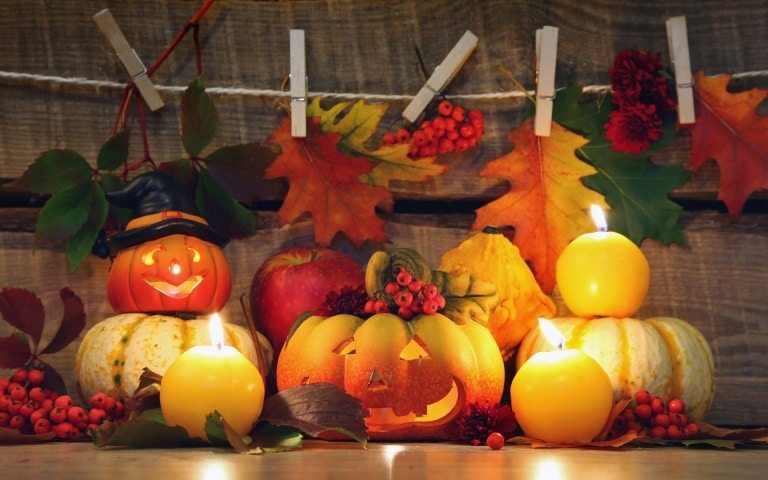 Fall Decorating Ideas - Autumn Decorations 2016/2017 - Decoration Y
