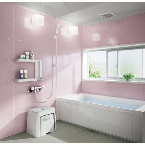 Rose Bathroom color ideas 2016/2017