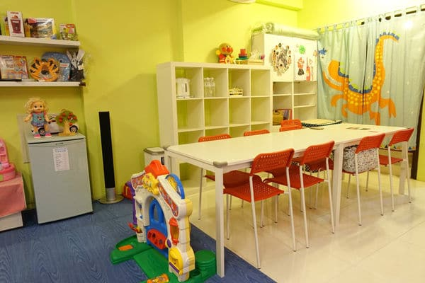 Kids playroom furniture design