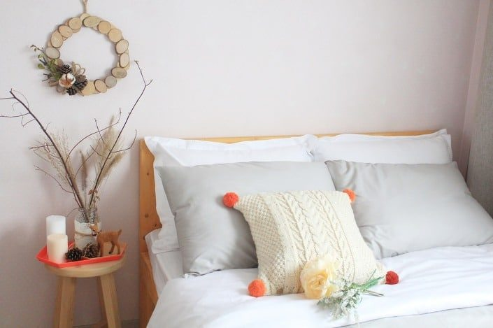 DIY Fall decorating ideas for bedrooms