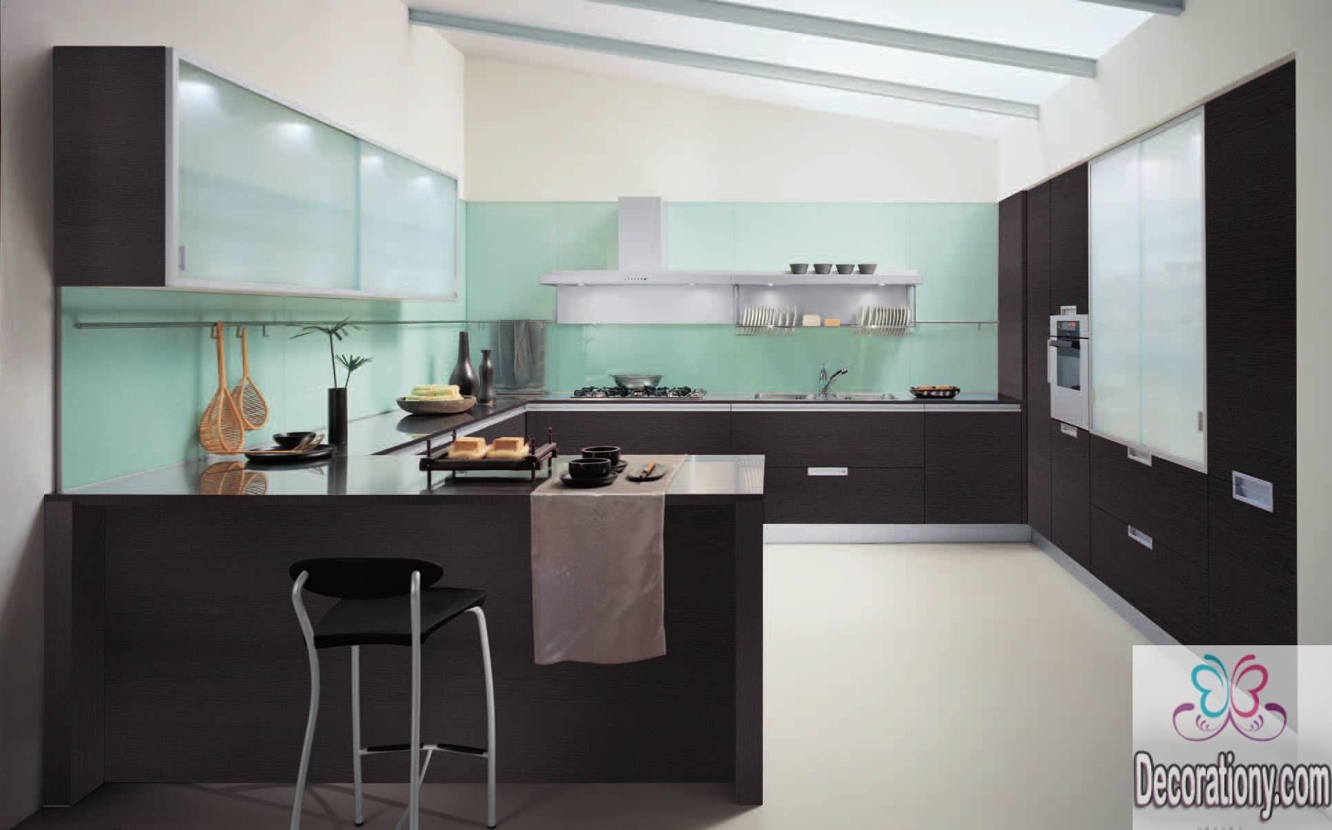 35 L-Shaped Kitchen Designs & Ideas