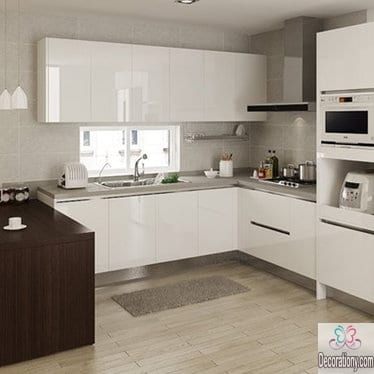 35 L Shaped Kitchen Designs amp Ideas Decoration Y