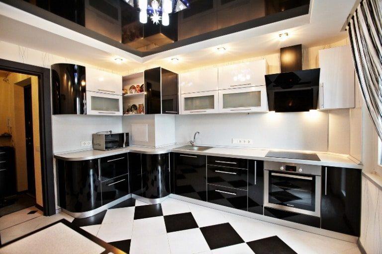 L-shaped Kitchen Designs 2017