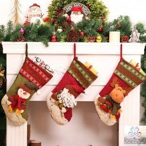 traditional christmas socks