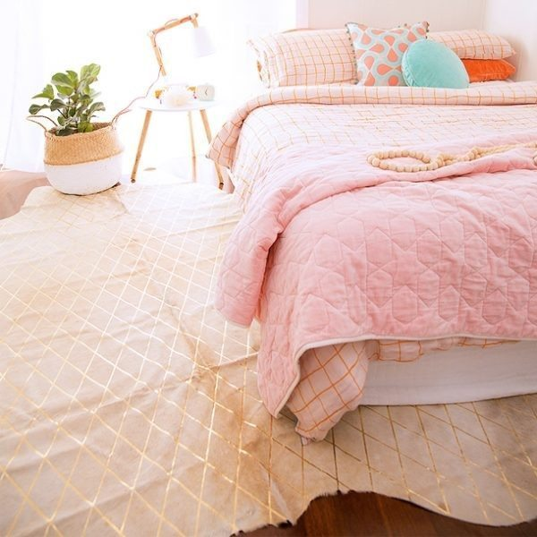 Pink bedroom color schemes