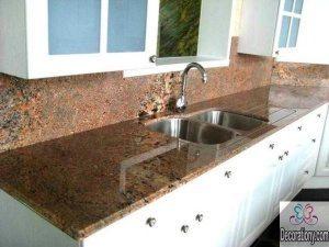 brown granite countertops colors colors