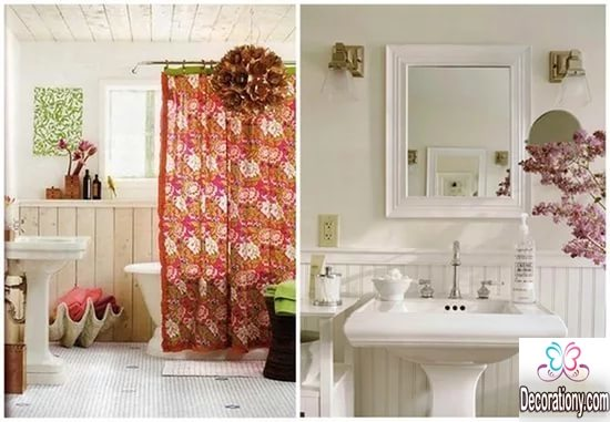 Small Bathroom Decorating Ideas On: 20 Small Bathroom Decorating Ideas