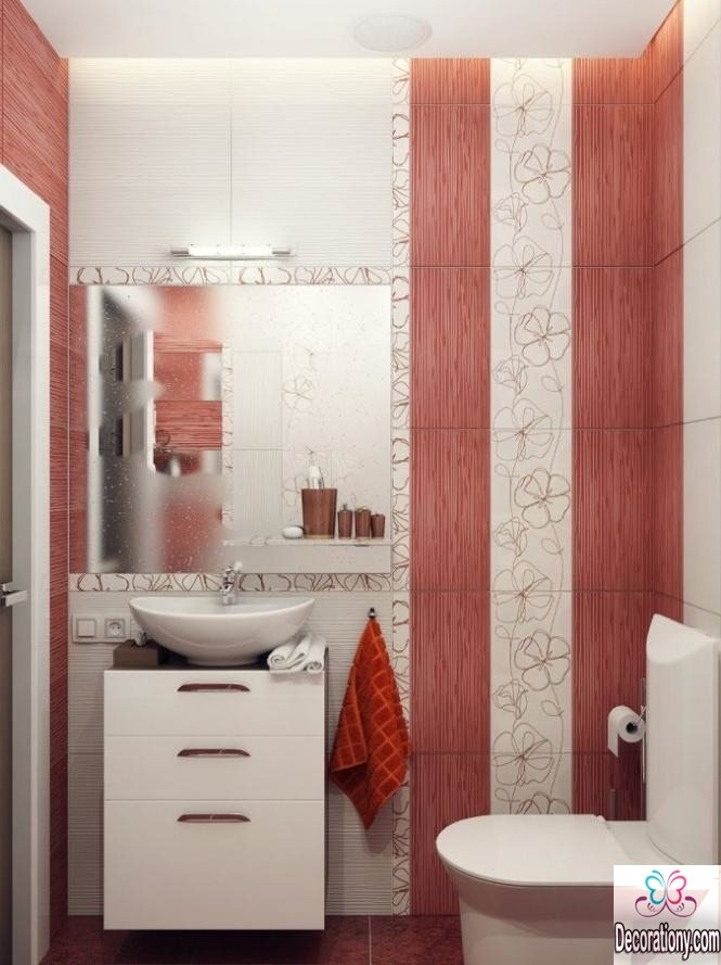 small bathroom wall decor