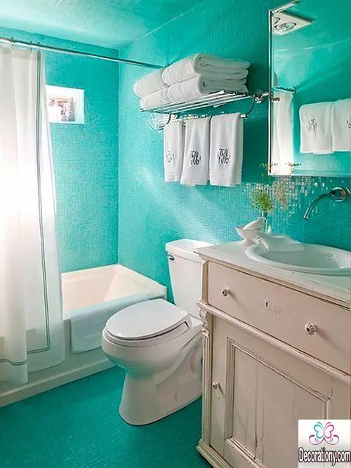 small bathroom decor ideas 2017
