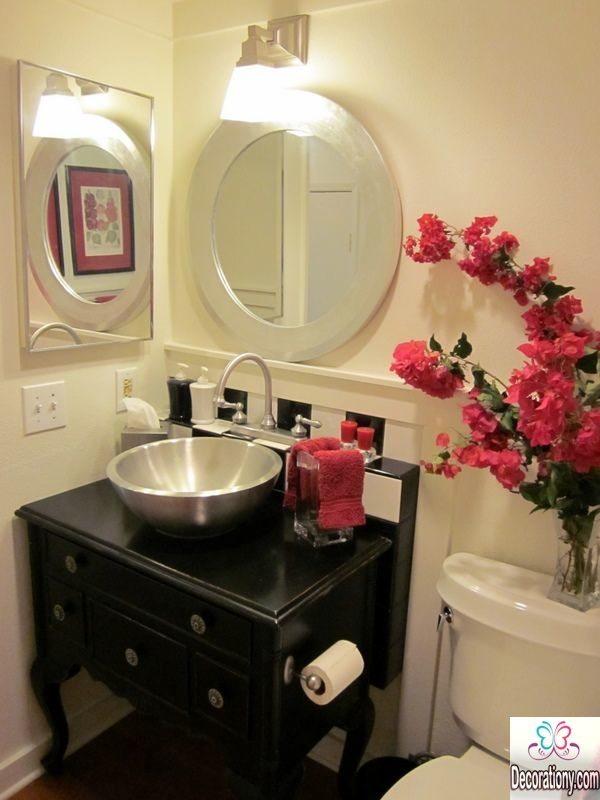 20 small bathroom decorating ideas diy bathroom decor on - Bathroom decorating ideas on a budget ...