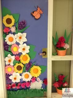 spring decorating ideas for classrooms