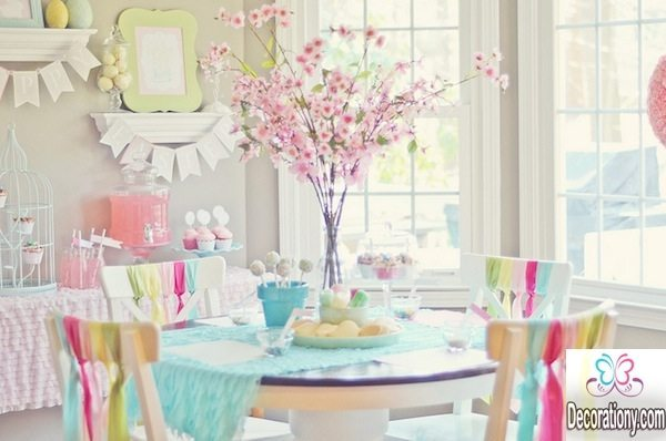 decorating ideas for spring 2017