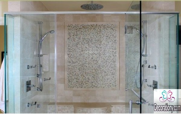 Simple Bathroom shower design ideas