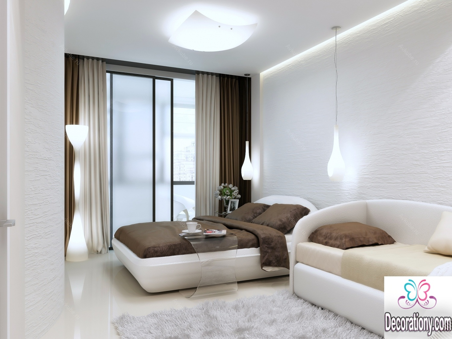 8 Modern Bedroom Lighting Ideas | Decor Or Design