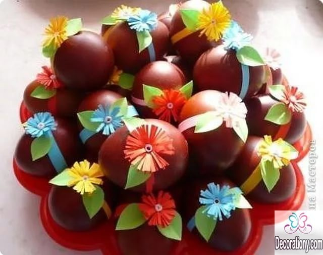 Easter Egg Ideas for Adults 2017