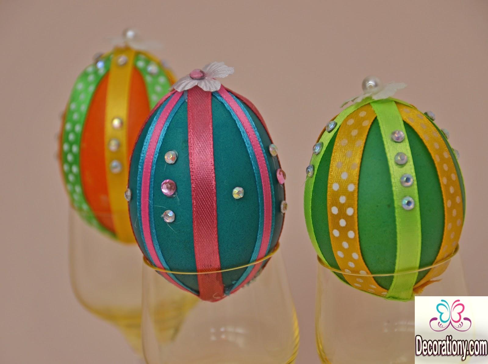 Easter Egg Decorations 2017