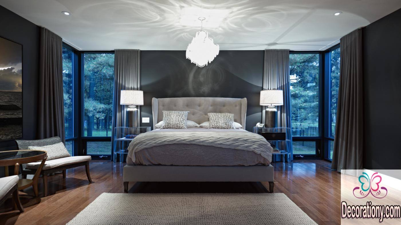 8 modern bedroom lighting ideas decorationy Bedroom design lighting