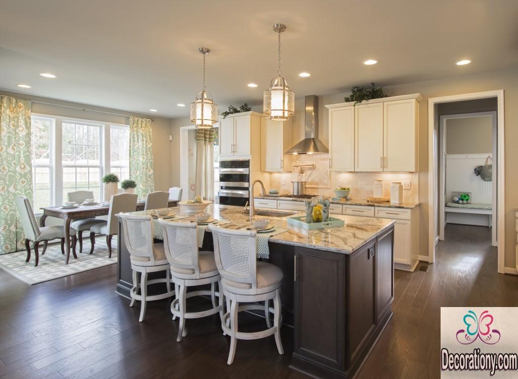 kitchen ceiling lights 2017 - Modern kitchen lighting ideas